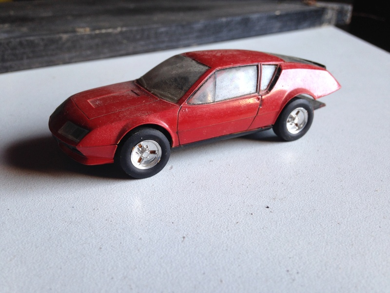 [HELLER] RENAULT ALPINE A310 - 1/43 - MAQUETTES OUBLIEES OU EPAVES Maquet18
