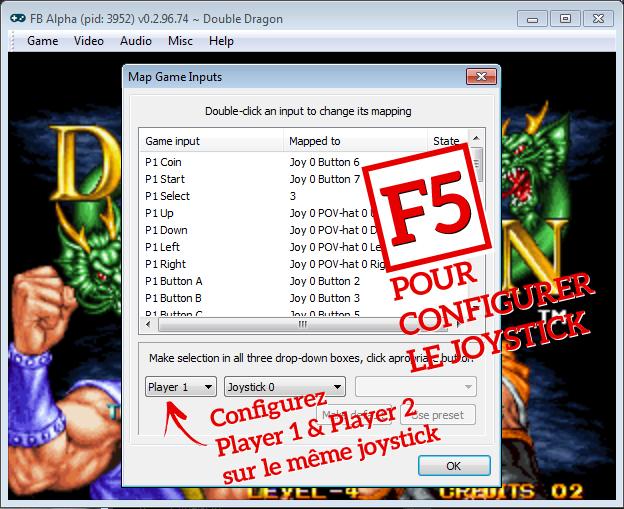 fightcade - [TUTO] FIGHTCADE : la base Joysti11