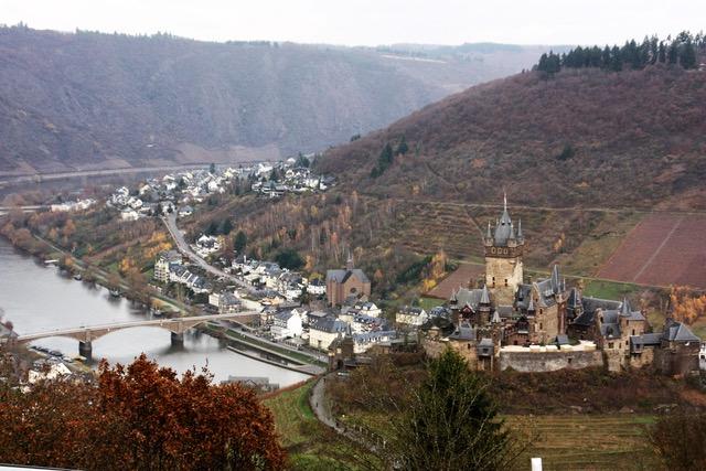 Balade de la Sûre et de la Moselle 2017. Cochem10
