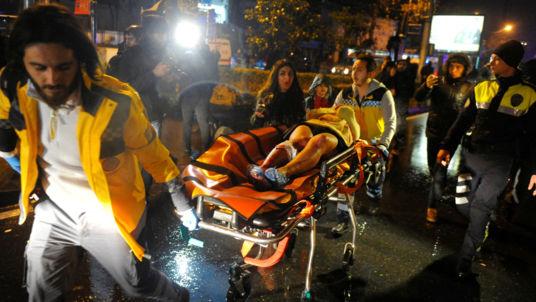 Bewaffneter Überfall auf Club in Istanbul 2c4d3410