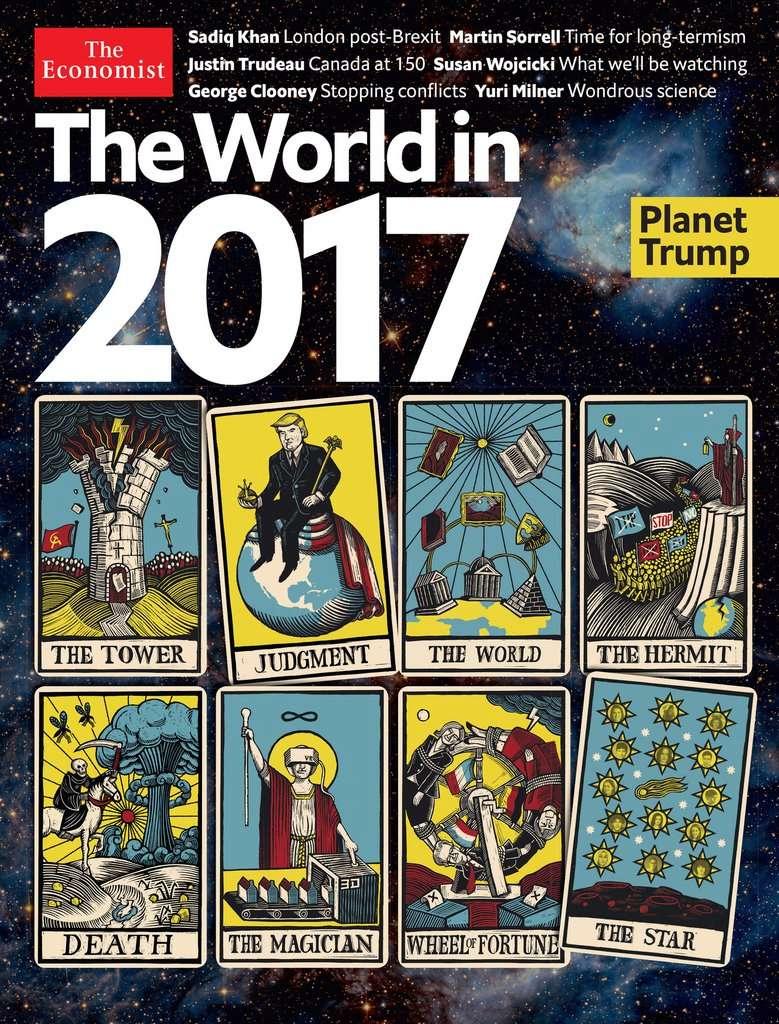 Donald Trump – Vorspiel, Entwicklung, Inauguration, Spiel - Seite 2 Cover10