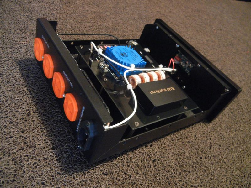 Quantum QRT Power Conditioner(stock clearance) Tb29lv10