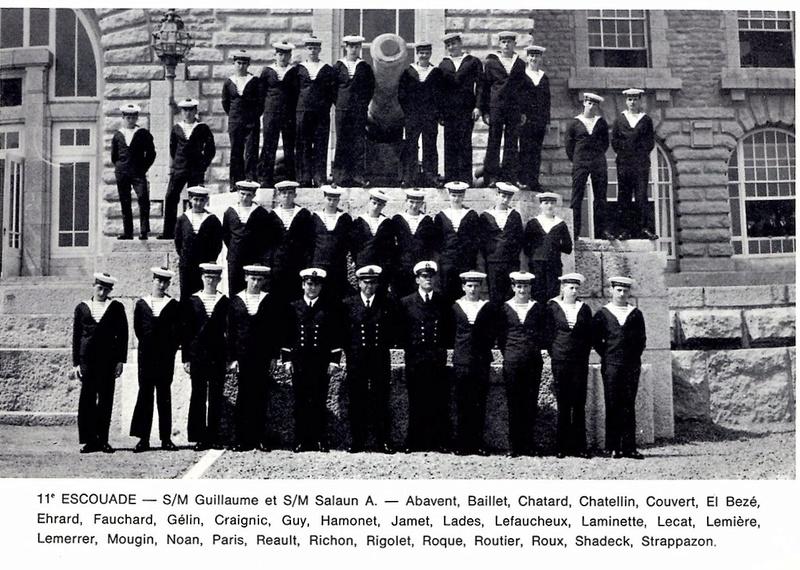 [ Recherches de camarades ] Recherche des Mousses de la 1ere compagnie 11eme escouade 70/71 (École des mousses) Img_3911