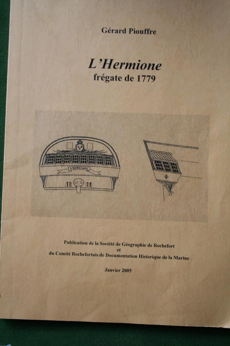 L' Hermione revisitée au 1/64 e Hachette par JJ Img_9920