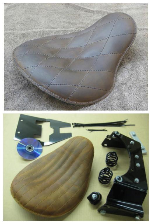 800 VN - Kit selle Solo - Kawasaki 800vn - bluecollarbobber Fotorc10
