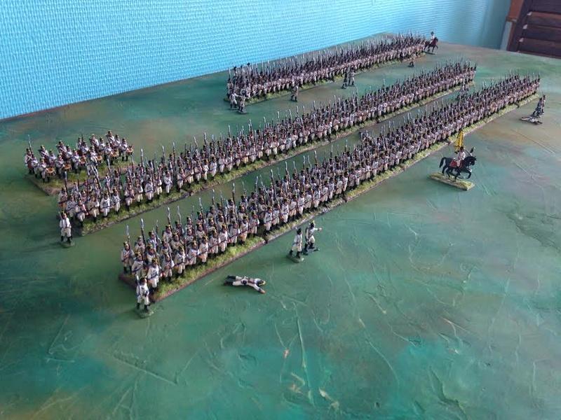 Bataillon d'infanterie autrichienne 1809 2_comp10