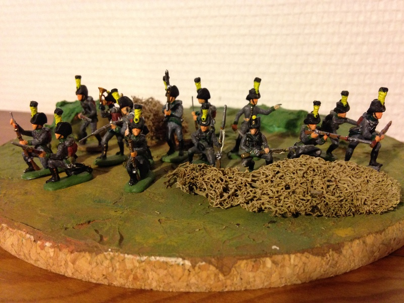 Chasseurs 1/72 Jagers10