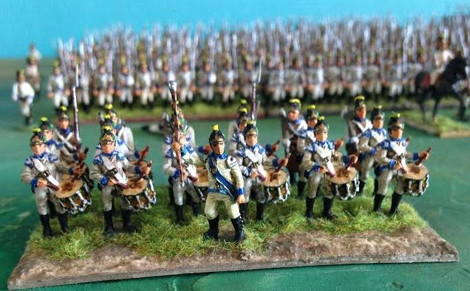 Bataillon d'infanterie autrichienne 1809 Zimmer10