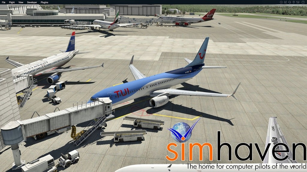 Malta Int Airport LMML