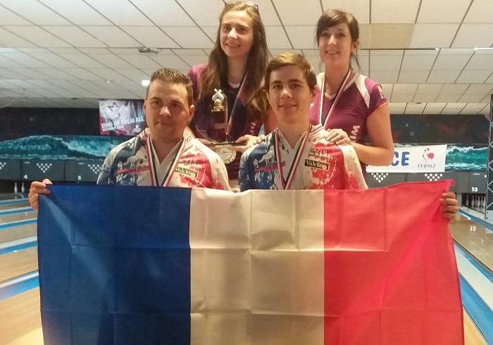Championnat de France Doublettes Finale à Montpellier  07/11/2016 Champi10
