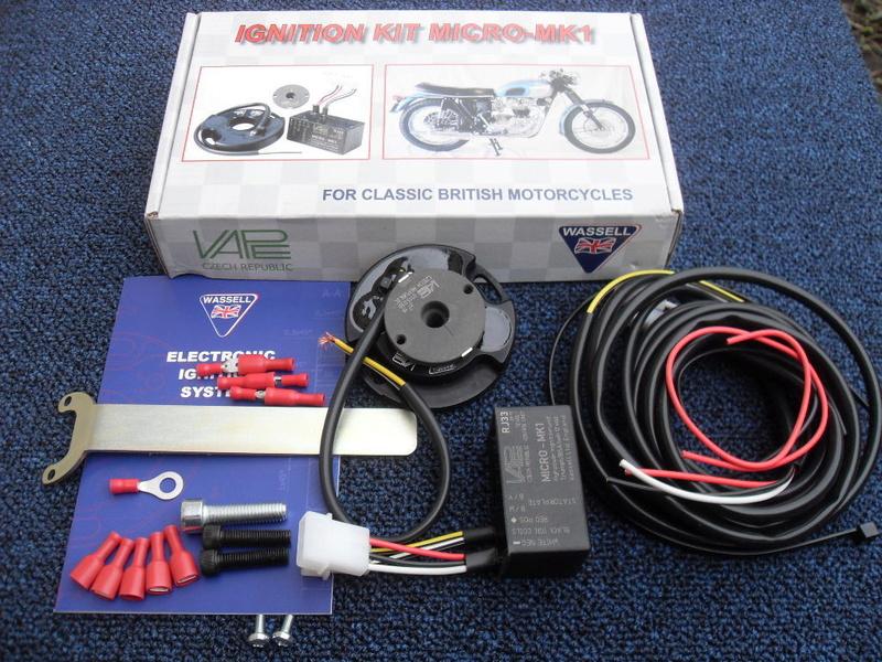 Allumage electro Wassel S-l16010