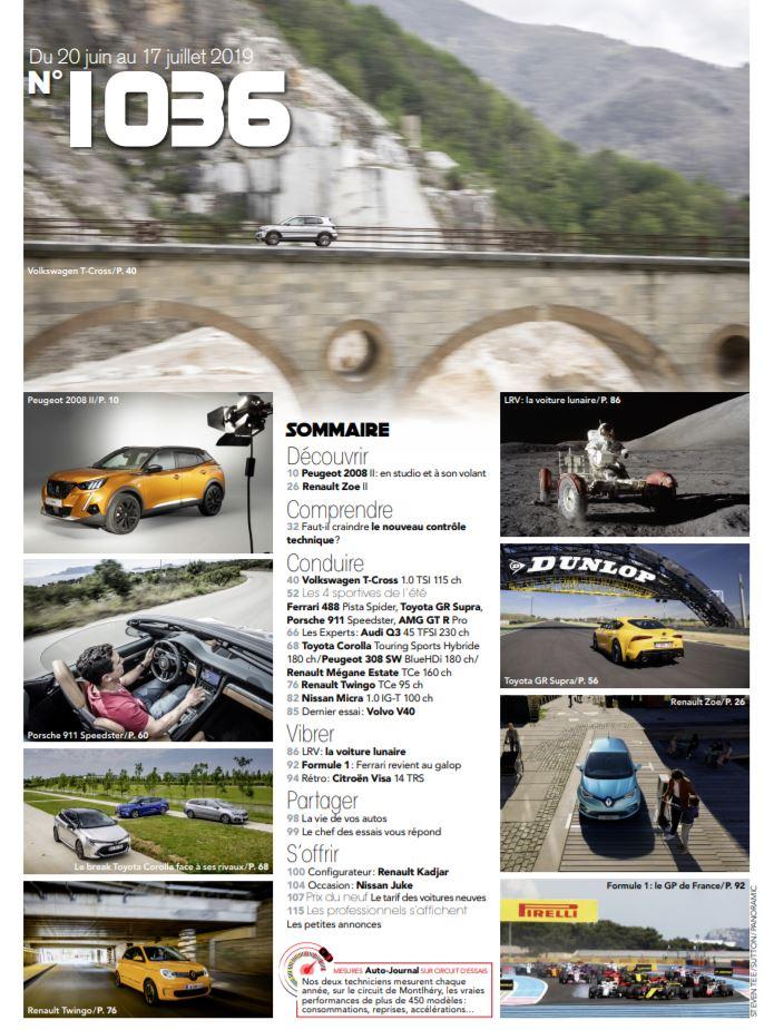 [Presse] Les magazines auto ! - Page 19 Sommai14