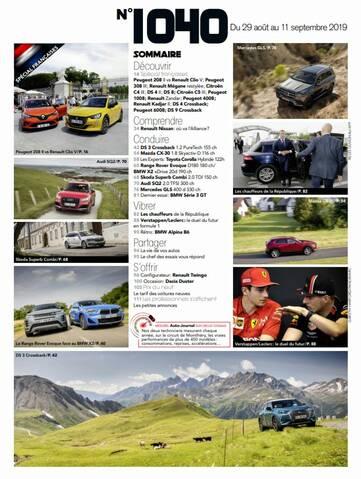[Presse] Les magazines auto ! - Page 25 Sommai15