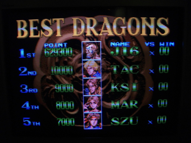 [Scoring] Double Dragon AES/CD/MVS Imgp0912
