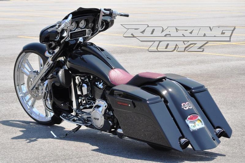 Gold III et IV Harley10