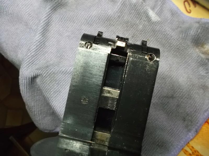 probleme d ejecteurs capricieux sur baikal ij 43 01710
