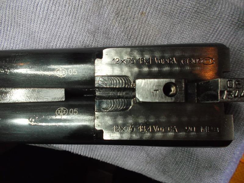 probleme d ejecteurs capricieux sur baikal ij 43 02111
