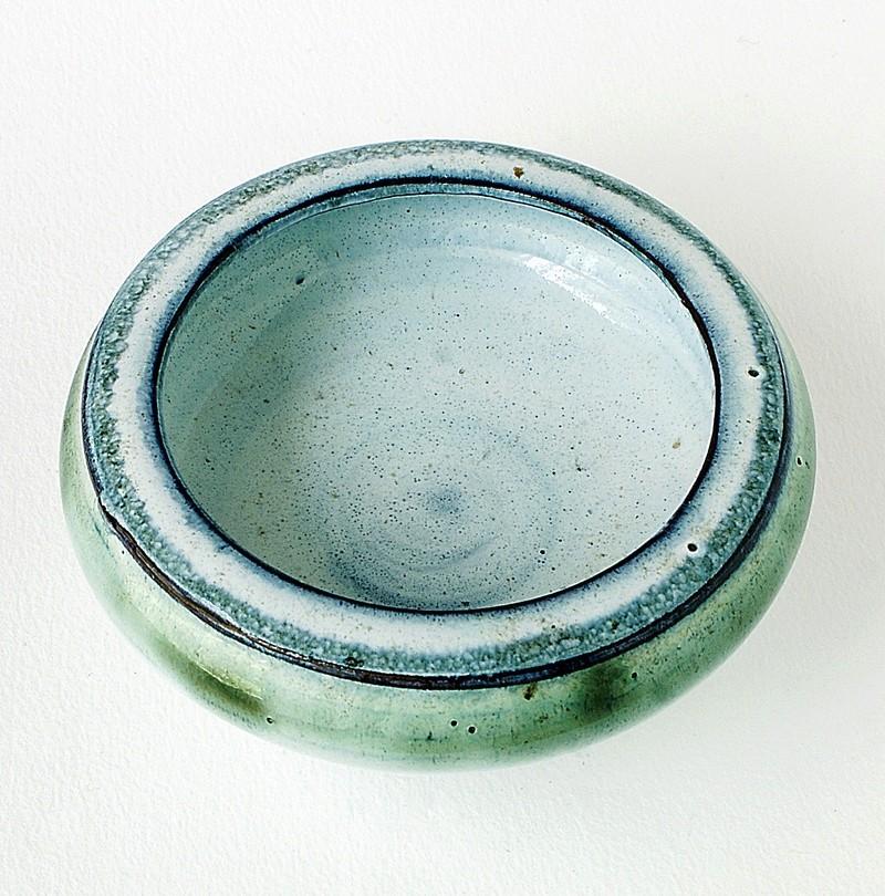 Donald & Elizabeth Swan Pottery Bowl - Castle and Dinas Pottery. Dsc02519