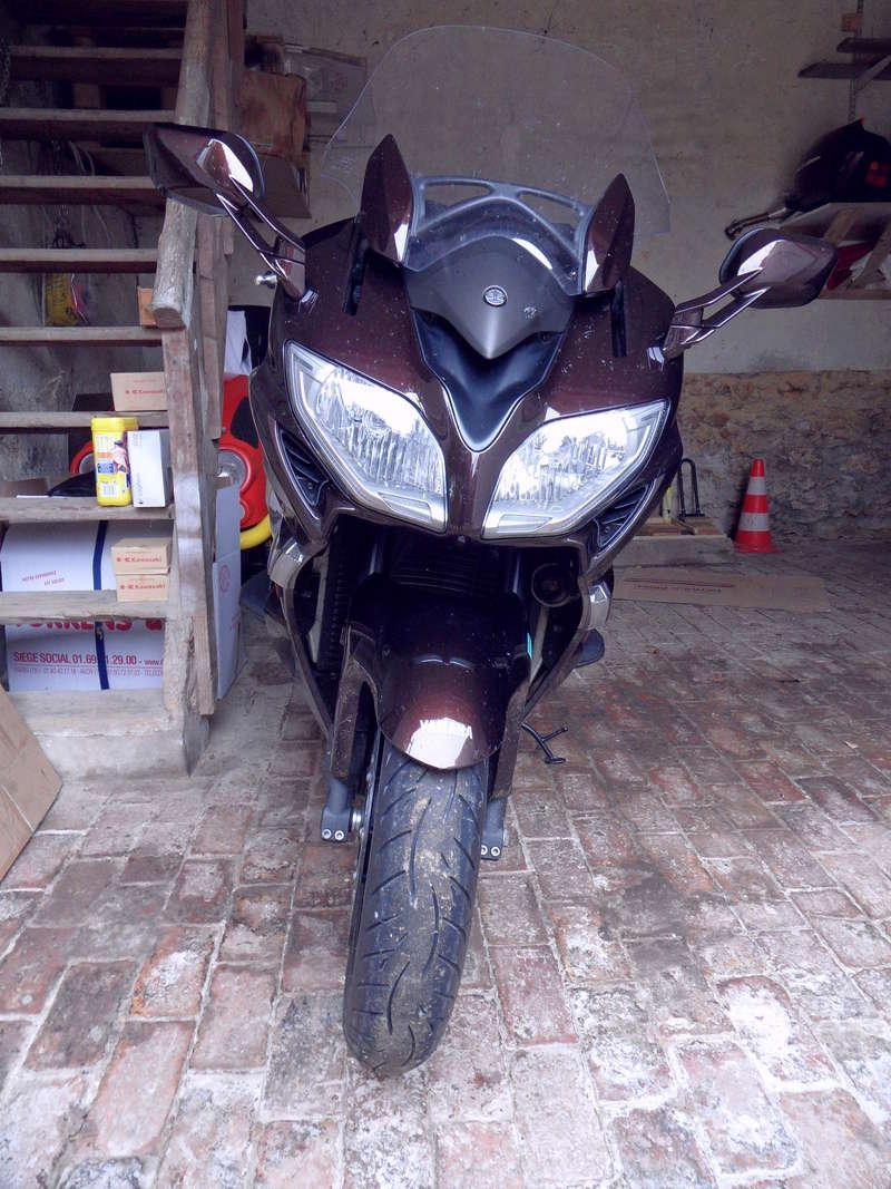 Kit Rabaissement Moto pour Yamaha FJR 2016 Byquil11