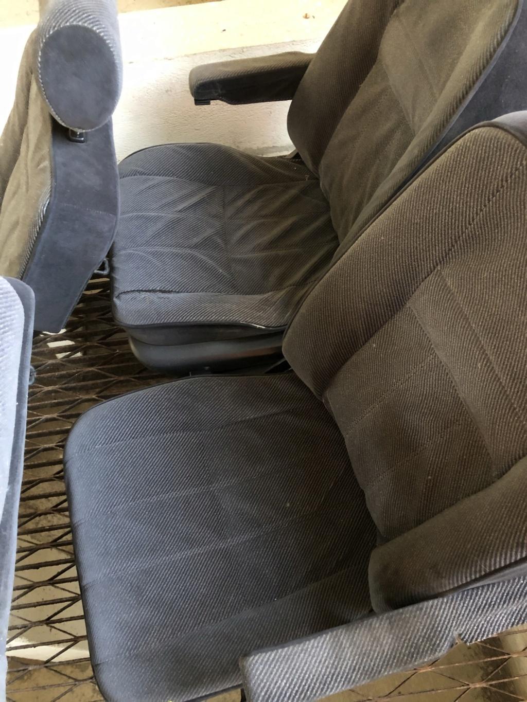 Vend sièges tissus gris 8d161e10