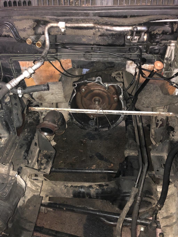 Remplacement moteur  C6768210