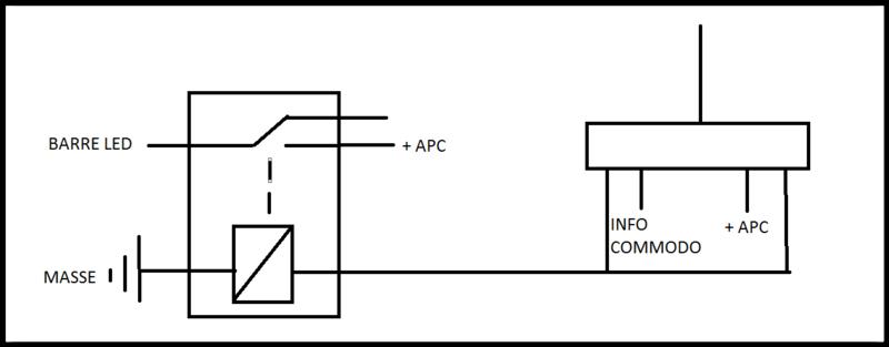 aide schéma de câblage barre led Screen11