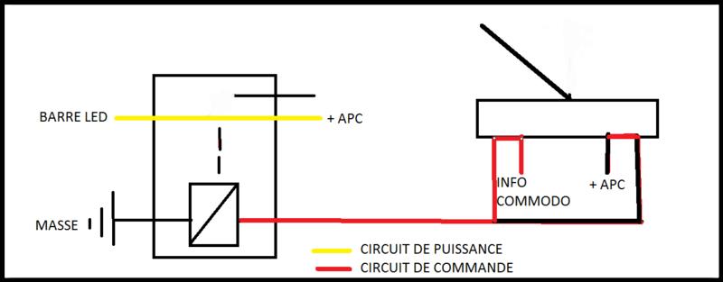 aide schéma de câblage barre led Screen12