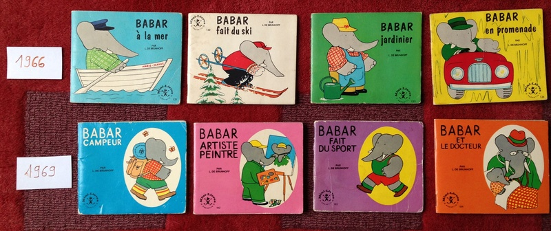Editions originales des Albums Roses Babar - Page 2 Img_2216