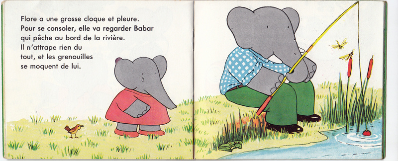 Editions originales des Albums Roses Babar - Page 2 Relevy24