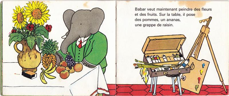 Editions originales des Albums Roses Babar - Page 2 Relevy28