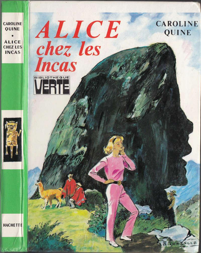 Recherches sur les anciennes éditions d'Alice (Titres 31 à 45) Relevy35