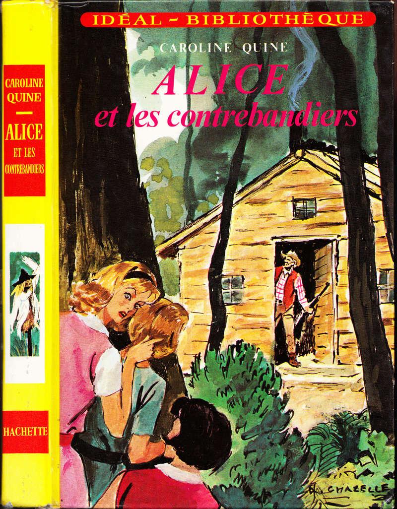 Recherches sur les anciennes éditions d'Alice (Titres 31 à 45) Relevy39