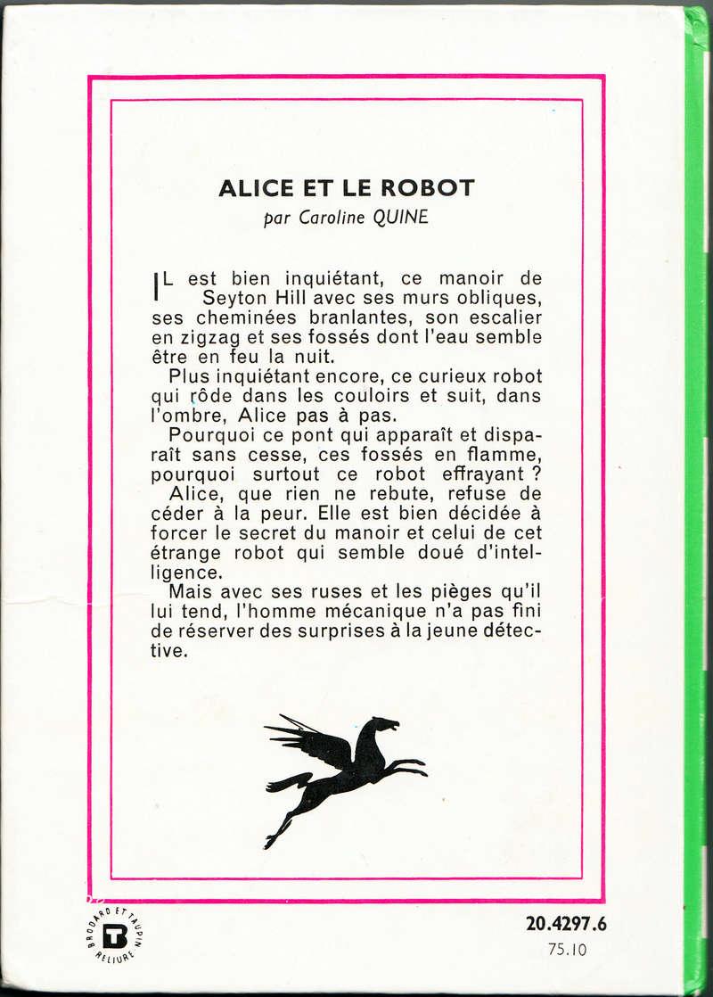 Recherches sur les anciennes éditions d'Alice (Titres 31 à 45) Relevy41