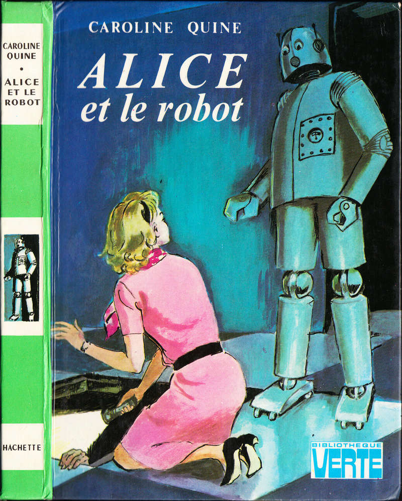 Recherches sur les anciennes éditions d'Alice (Titres 31 à 45) Relevy42