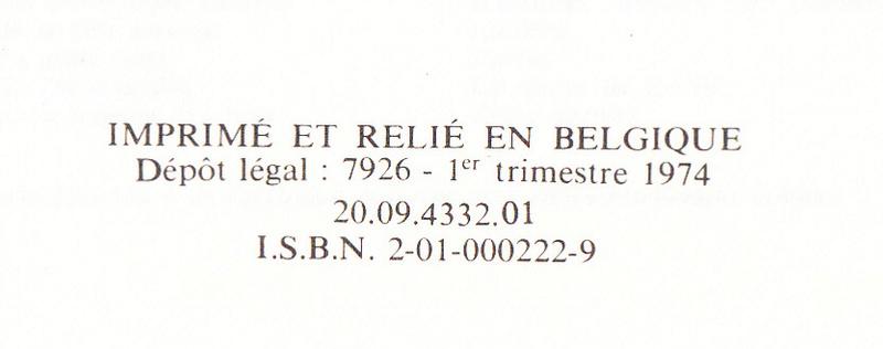 Recherches sur les anciennes éditions d'Alice (Titres 31 à 45) Relevy43