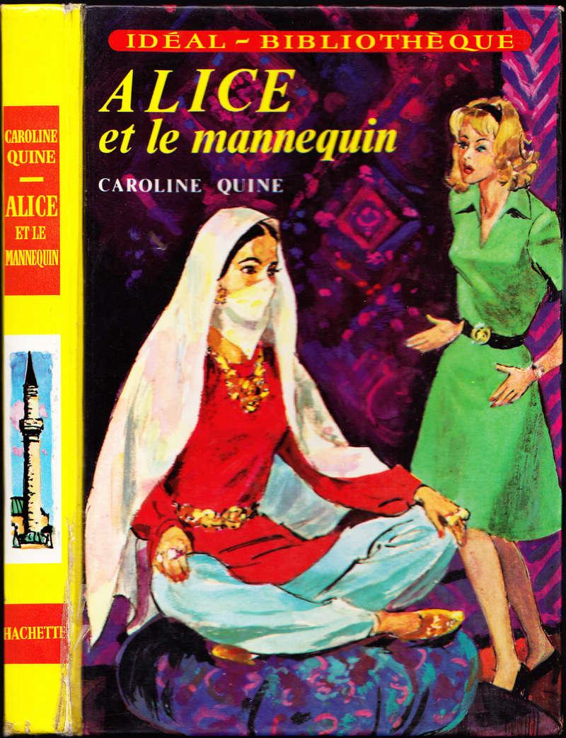Recherches sur les anciennes éditions d'Alice (Titres 31 à 45) Relevy44
