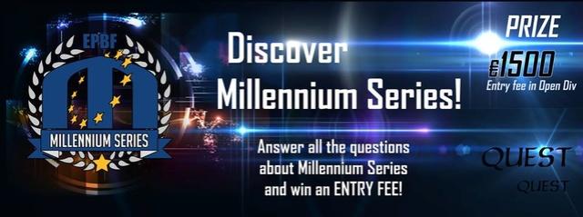 Concours: Discover Millénnium Séries / Acte 3 / Février 2017 Discov10