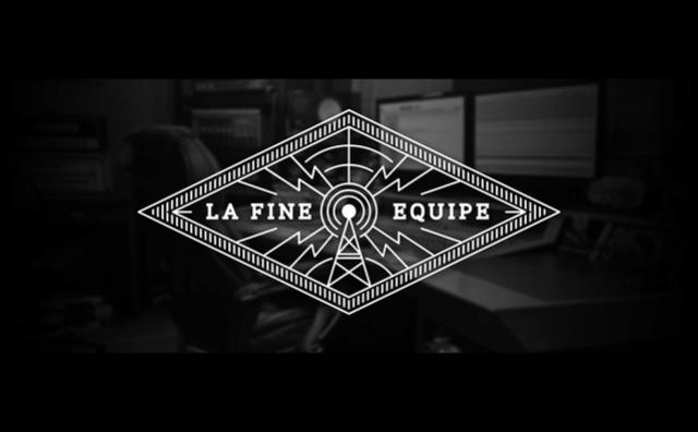 Radio: La Fine équipe (France) Lafine10