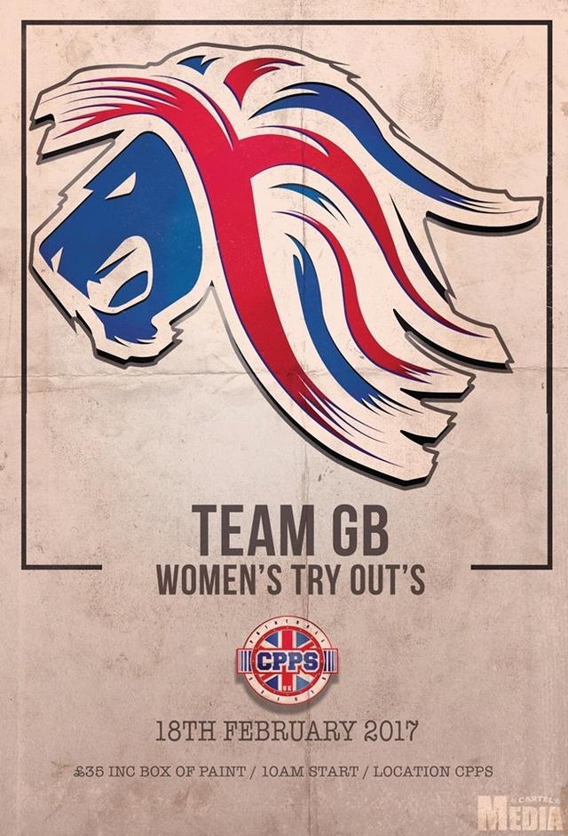 UK National Teams recruit (UK) Teamuk10