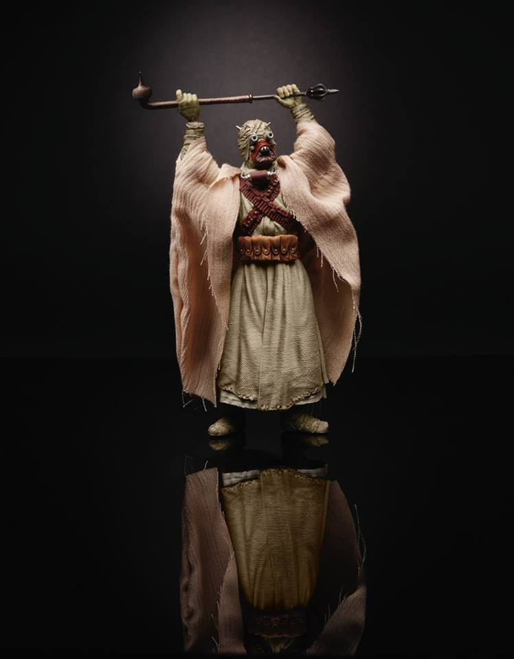 Anyone going to collect the 6 inch Black Series figures? - Page 3 Tusken10