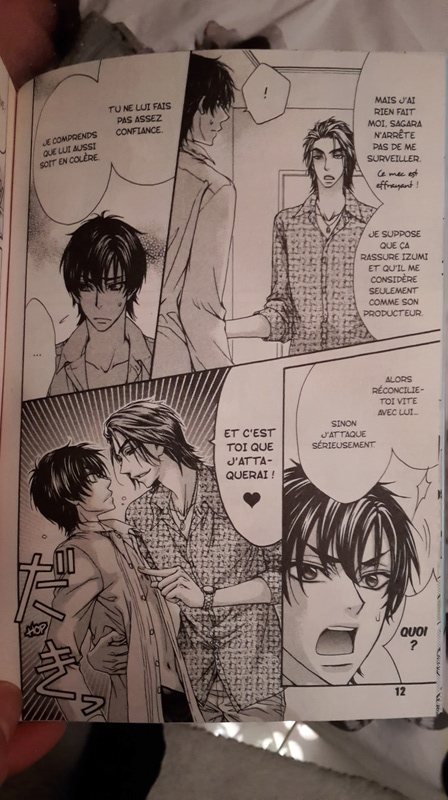 Topic Yaoi - Page 4 20161212