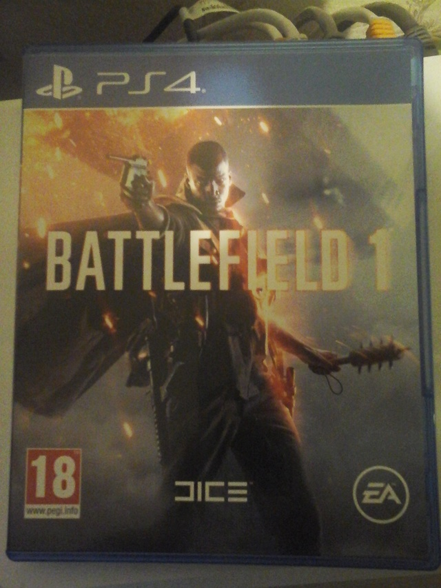 [VENDU] Battlefield 1 PS4 20161210