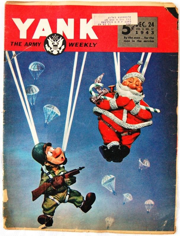 Noel pendant la seconde guerre mondiale 92567110