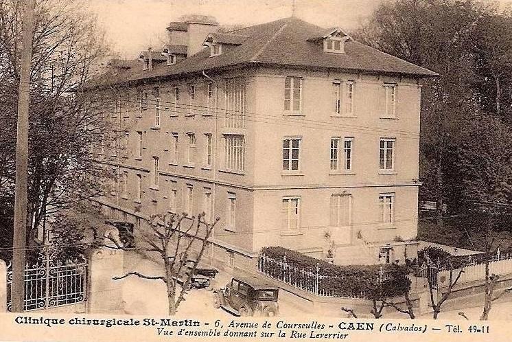 Le débarquement à Caen Cliniq10