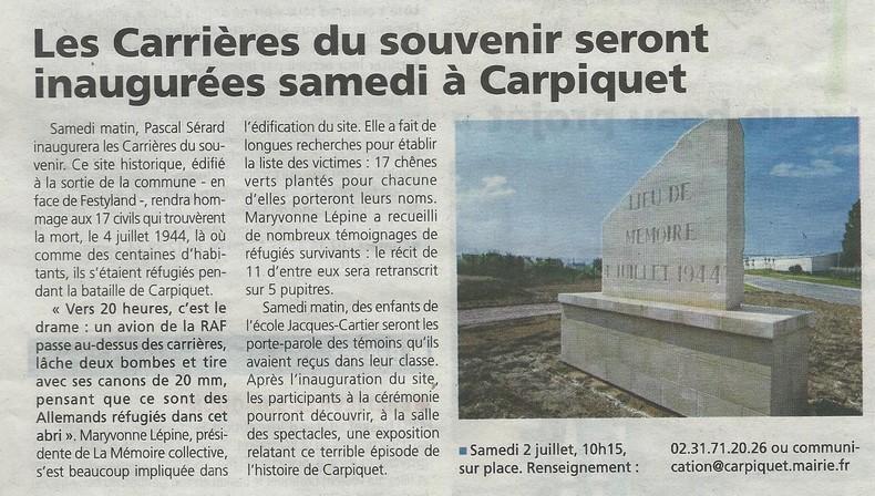 Les carrières de Caen Libert10