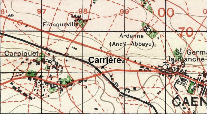 Les carrières de Caen Plan-c10