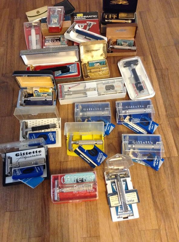 Collection de Gillette.  Image50