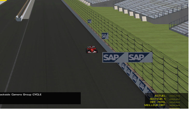 rF1 - F1 2004 / Indianapolis Screen10