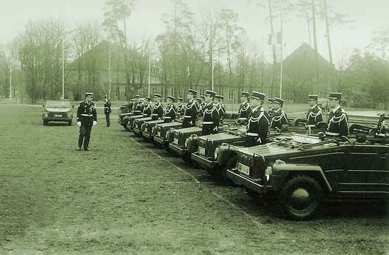 Gendarmerie de Berlin Aligne10