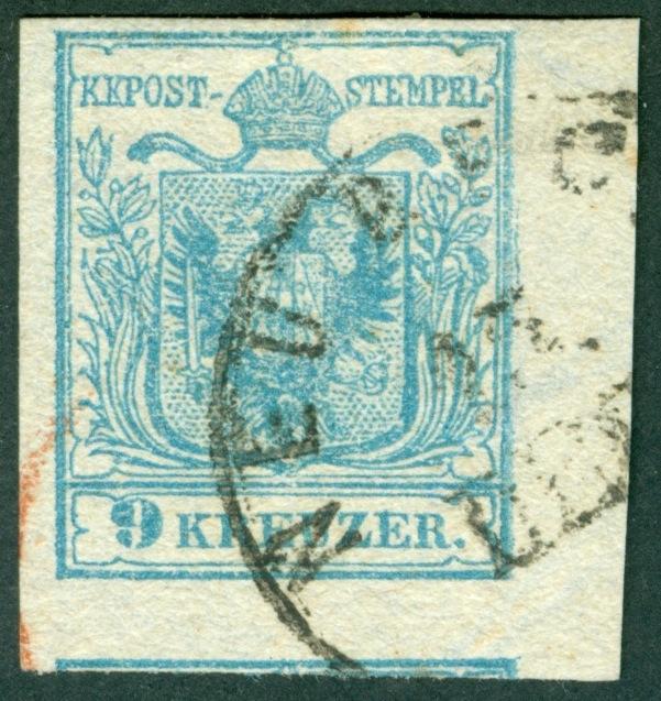Die erste Österreichische Ausgabe 1850 - Seite 8 1850_910